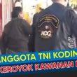 Dua Anggota TNI Kodim 0304/Agam Dikeroyok Kawanan HOG