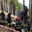 Kereta Gantung Jatuh di Kawasan Hutan di Italia, 14 Orang Tewas