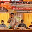 Komisi D DPRD Sumut Ajak Warga Perang Terhadap Bahaya Narkoba