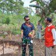 Penuhi kebutuhan Air Bersih, Dandim 1622/Alor ajak Warga aktif dalam GEJALA