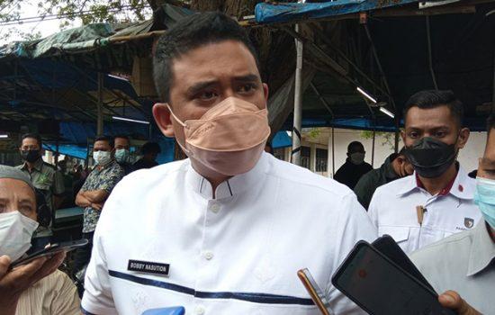 Wali Kota Medan, Bobby Nasution/Wali Kota Medan Bobby Nasution (Malo M/VOI)
