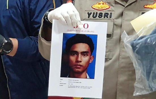 Tampang Rangga Tias Saputra, aktor utama perampokan yang perkosa ABG di Bekasi (Yogi/detikcom)